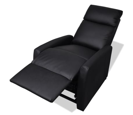 2-Position Electric TV Recliner Lift Chair Black[6/9]