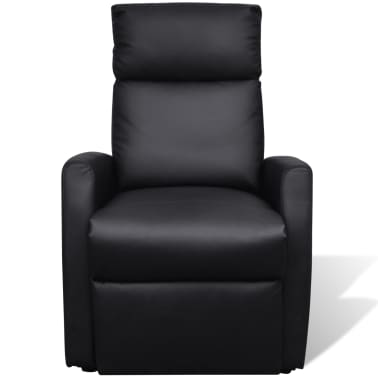 2-Position Electric TV Recliner Lift Chair Black[3/9]