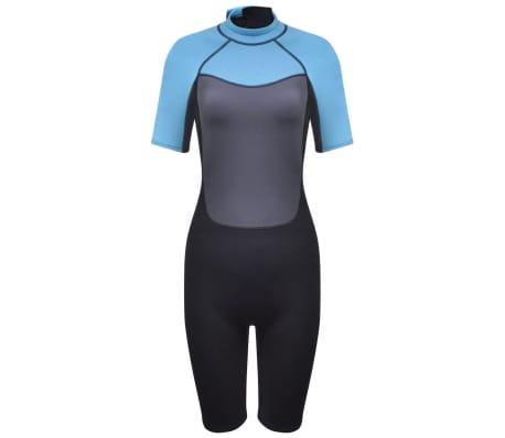 Dames wetsuit shorty 160-165 cm (maat M) 2,5 mm