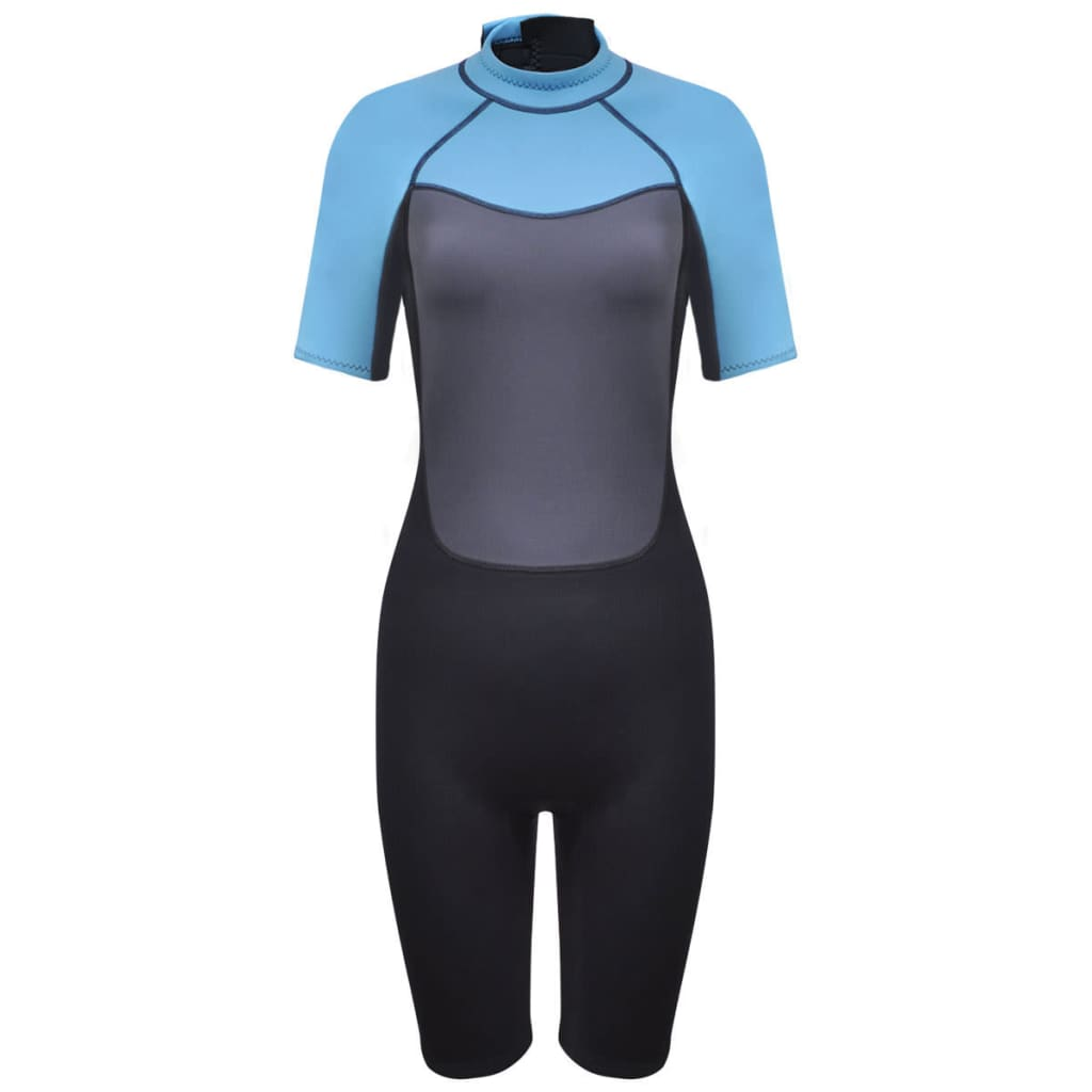 vidaXL Costum scurt sport acvatic femei XL 170 - 175 cm 2,5 mm imagine vidaxl.ro