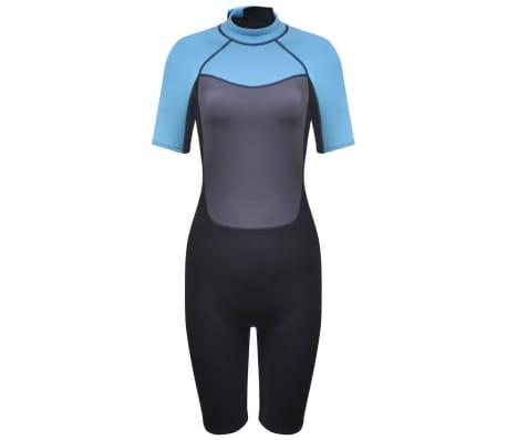 Dames wetsuit shorty 170-175 cm (maat XL) 2,5 mm