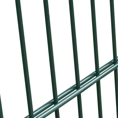 2D Kiemo Vartai (Vienvėriai), Žali, 106 x 210 cm[5/6]