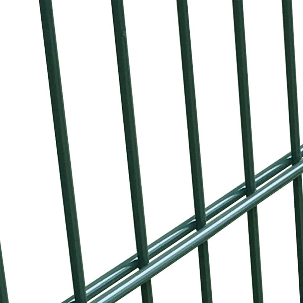 2D Poort (enkel) groen 106 x 230 cm