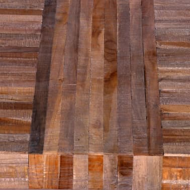 vidaXL Table Teck recyclé[7/8]