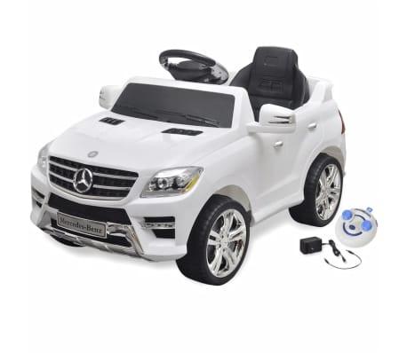 vidaxl elektroauto mercedes benz ml351 kinderauto. Black Bedroom Furniture Sets. Home Design Ideas