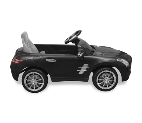 voiture lectrique 6 v avec t l commande mercedes benz sls. Black Bedroom Furniture Sets. Home Design Ideas