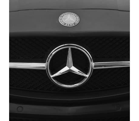 vidaXL Elektrische auto Mercedes Benz SLS AMG zwart 6 V met afstandsbediening[6/7]