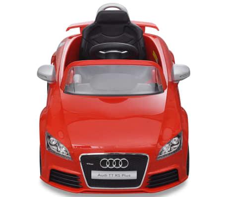 Rojo Juguete Con MandoModelo Audi Rs Tt De Coche qSzMUGLpV