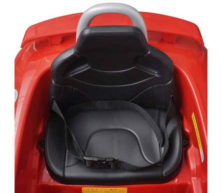 acheter voiture lectrique pour enfant audi tt rs rouge avec t l commande pas cher. Black Bedroom Furniture Sets. Home Design Ideas