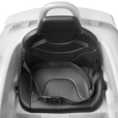 Elbil för barn Audi TT RS med fjärrstyrning vit[4/6]