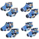 Kids Socks Boy 23-26 Multicolour 24 Pairs