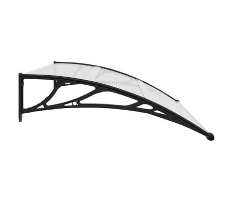vidaXL Dveřní stříška 150x100 cm[4/5]