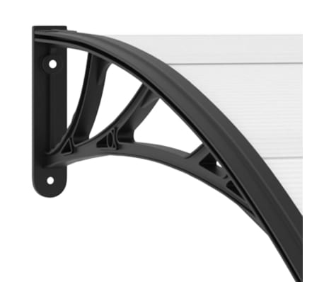 vidaXL Dveřní stříška 150x100 cm[5/5]