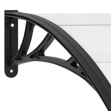 vidaXL Door Canopy 240x100 cm[5/5]