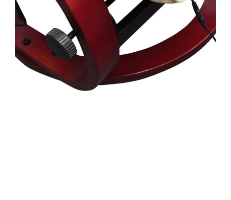 vidaXL Electric TV Recliner Massage Chair with Footstool Cream White[4/6]