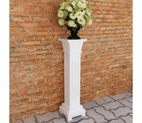 Classic Square Pillar Plant Stand MDF[3/7]