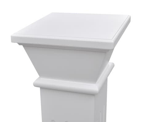 Classic Square Pillar Plant Stand MDF[6/7]