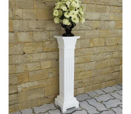 Classic Square Pillar Plant Stand MDF[1/7]