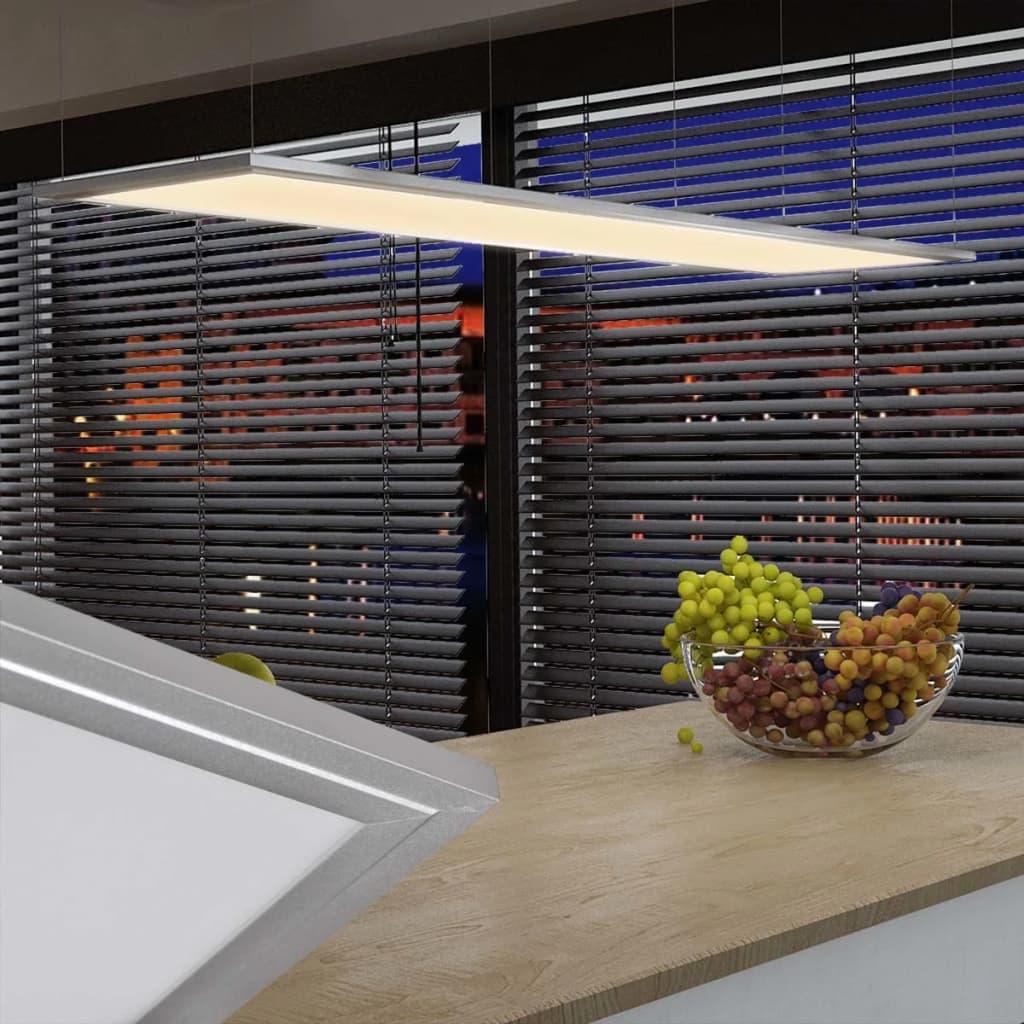LED panel 30 x 120 cm 40 W teplá bílá