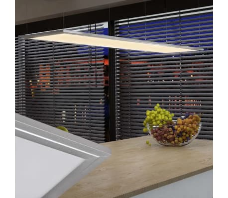 led leuchte 30 x 120 cm 40 w warmwei g nstig kaufen. Black Bedroom Furniture Sets. Home Design Ideas