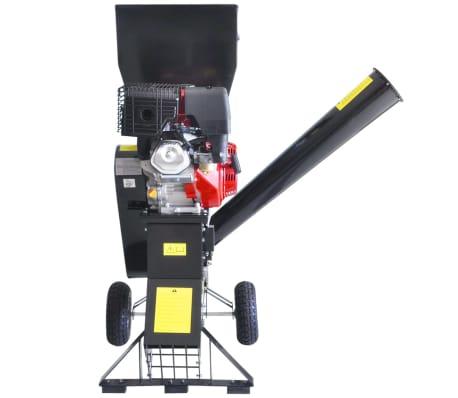 Déchiqueteuse à essence avec Moteur 13 HP[2/6]