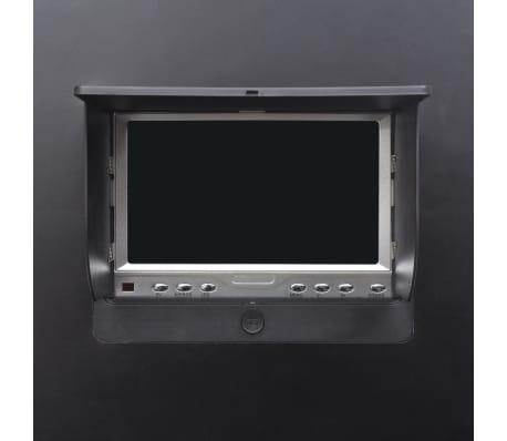 vidaXL Camera di Controllo del Tubo 30 m con Controllo DVR[3/11]
