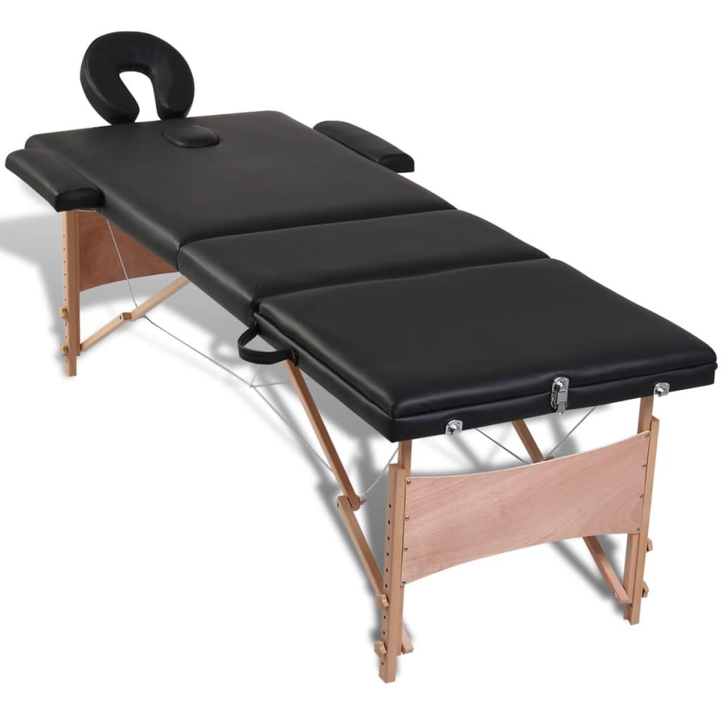 Massaged black amateur