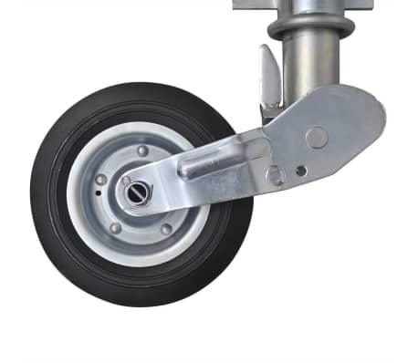 """vidaXL 2.4"""" Heavy-duty Folding Jockey Wheel[3/4]"""