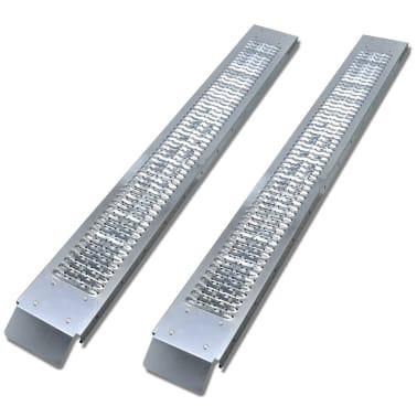 vidaXL Rampas de carga de aço, 450 kg[1/6]
