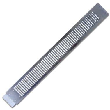 vidaXL 2 Čelične Rampe za Tovarenje Robe 450 kg[5/6]