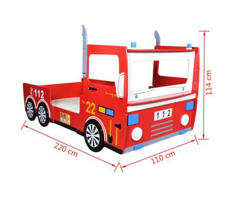 hvorfor er brandbiler røde