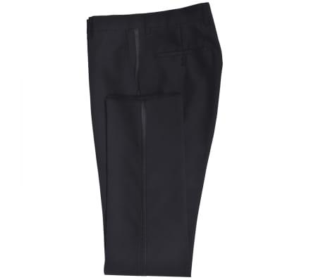 Mörk kostym herrar strl. 50 svart[4/11]