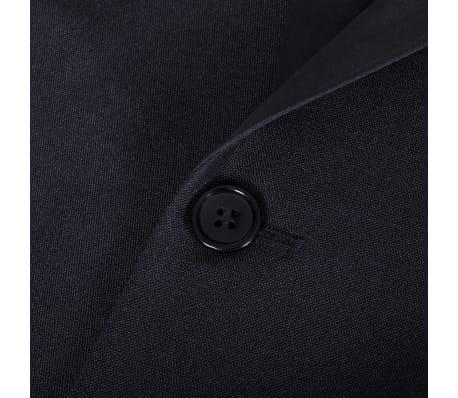 Mörk kostym herrar strl. 50 svart[9/11]