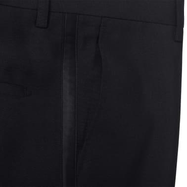 Mörk kostym herrar strl. 50 svart[5/11]