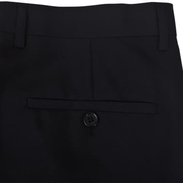 Mörk kostym herrar strl. 50 svart[6/11]