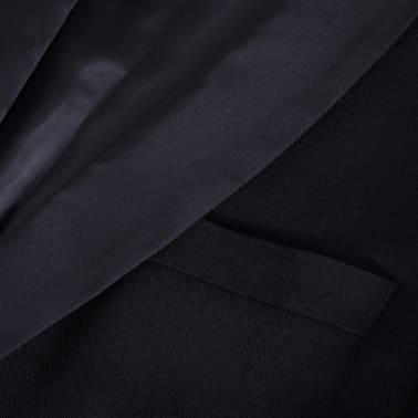 Mörk kostym herrar strl. 50 svart[8/11]
