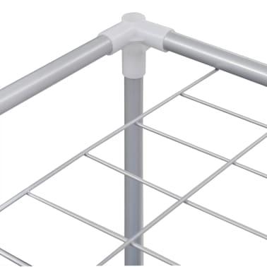 2-sektions tvättsorterare med en övre torkhylla[5/5]