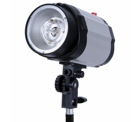 "Studio Flash Light 120 W/s with Softbox 20"" x 28"" & Tripod[7/10]"