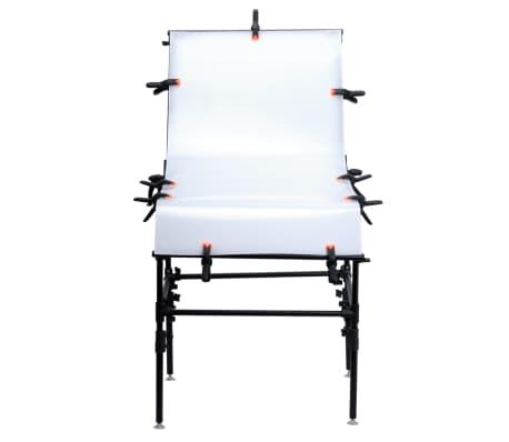 Studio Set: 3 Flash Lights, 3 Softboxes, 1 Shooting Table, etc.[9/13]