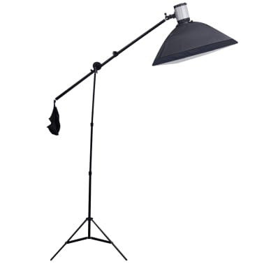 Studio Set: 3 Flash Lights, 3 Softboxes, 1 Shooting Table, etc.[6/13]