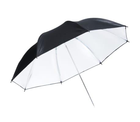 Studio Set: 2 Flash Lights, 6 Umbrellas, 2 Tripods, etc.[9/17]