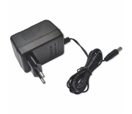vidaXL elektriskā bērnu automašīna, Mercedes Benz G65, SUV, melna[8/8]
