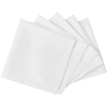 50 db szalvéta 50 x 50 cm fehér[2/4]