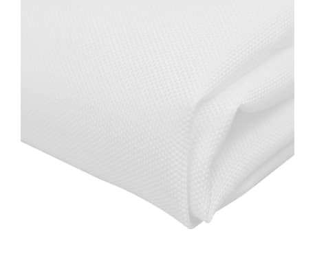100 servilletas blancas de tela 50 x 50 cm[4/4]