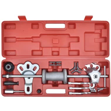 16 pcs Slide Hammer/Puller Tool Set[2/4]