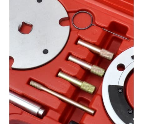 Duratorq Chain Engine Setting Locking and Injection Pump Tool Set[3/4]