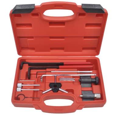 Diesel Engine Timing Tool VAG 1.2,1.4,1.6,1.9, 2.0 TDi Pump Nozzle[3/5]