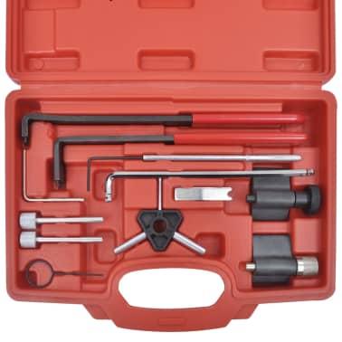Diesel Engine Timing Tool VAG 1.2,1.4,1.6,1.9, 2.0 TDi Pump Nozzle[4/5]