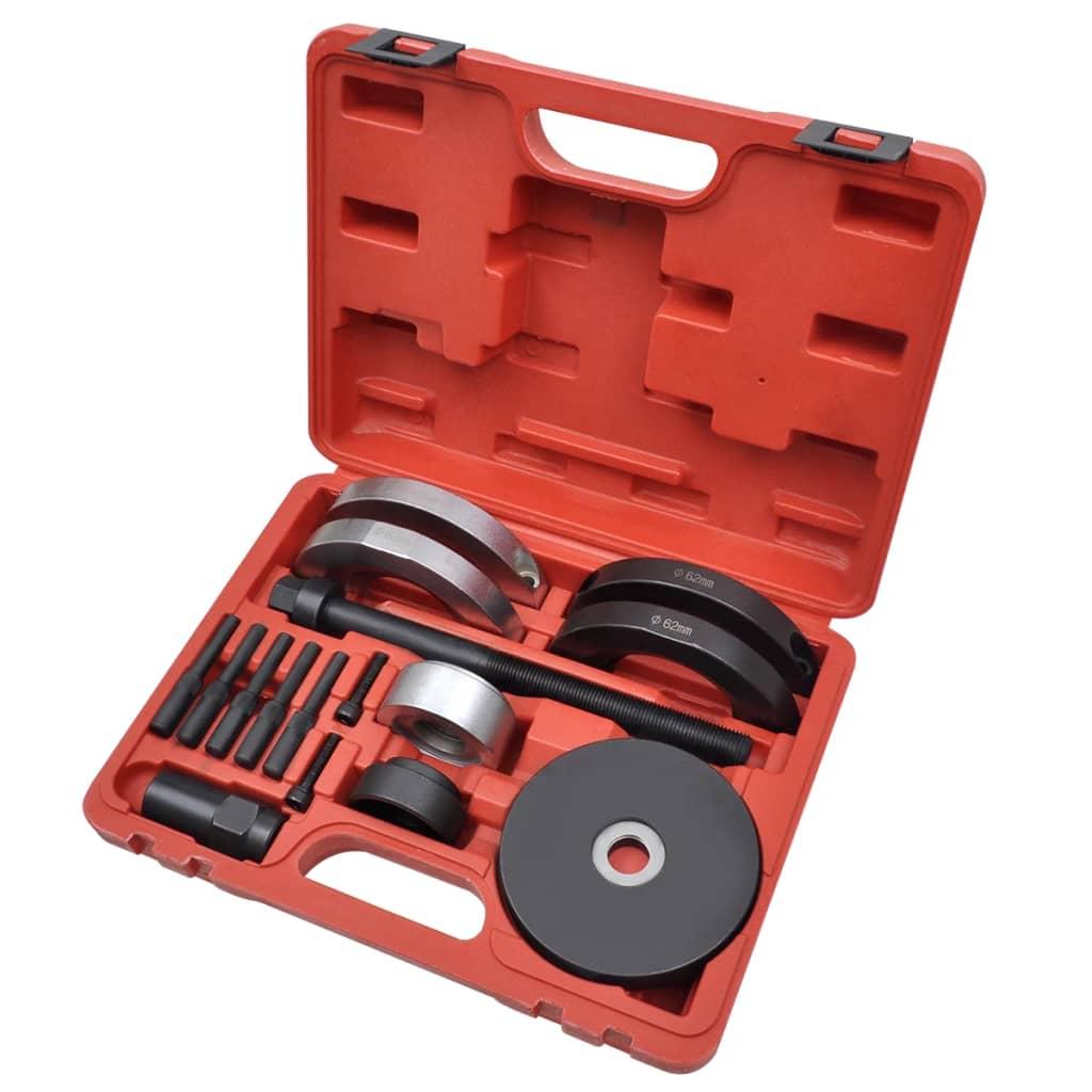 99210339 16-tlg. Radnabenlagerungswerkzeug 62 mm für VAG