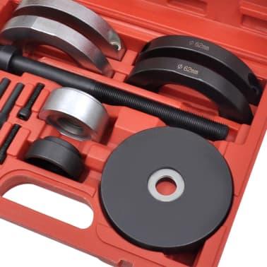 16 delar Verktygssats Hjullager 62 mm för VAG[3/4]